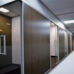 Glass Door - Extanza